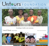 Untours Foundation Home Page